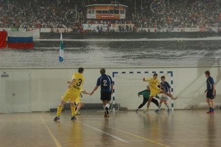 киев футбол 2012